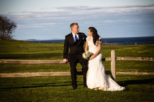 The Samoset Wedding of Alissa and Brian