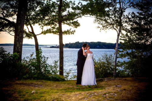 Peaks Island Wedding of Stacey and Paul