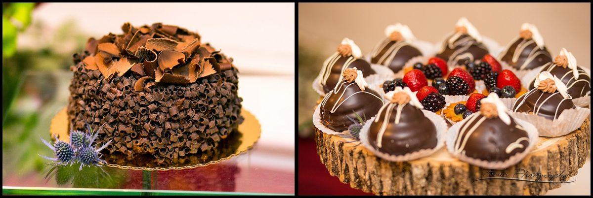 desserts at inn on peaks