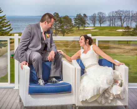 A Spring Wedding at the Samoset Resort