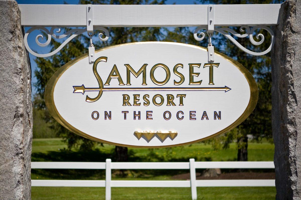 samoset resort maine wedding 101