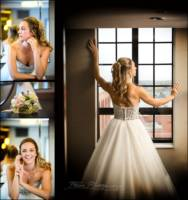 Westin Portland Maine wedding photos of bride