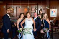 Wedding pictures from Hilton Garden Inn, Portland, Maine.