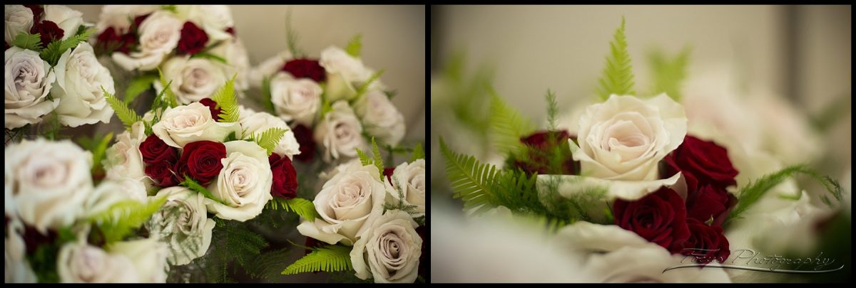 wedding flowers at Wentworth wedding by Jardiniere Flowers