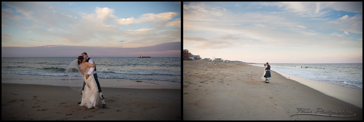 salisbury beach wedding photos
