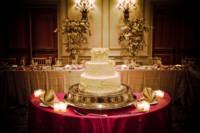 Samoset Resort Wedding pictures cake