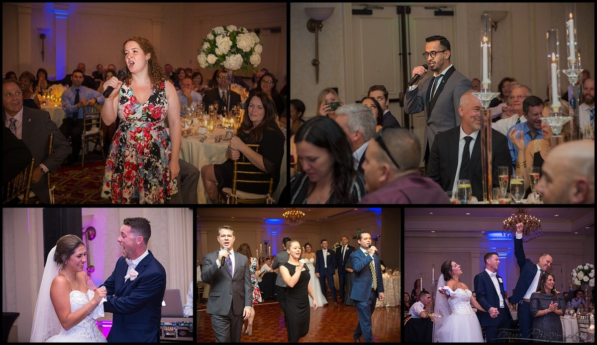 Sam & Steve's Wentworth Wedding - singers at wedding
