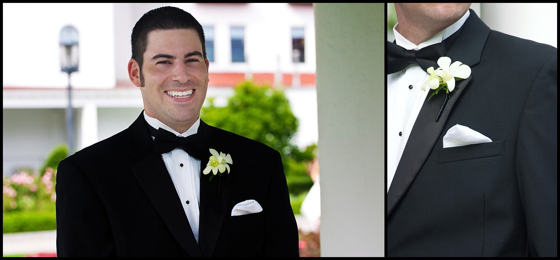 Favorite Wedding Pictures from Wentworth - groom photos