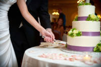 Favorite Wedding Pictures from Wentworth wedding cake cutting