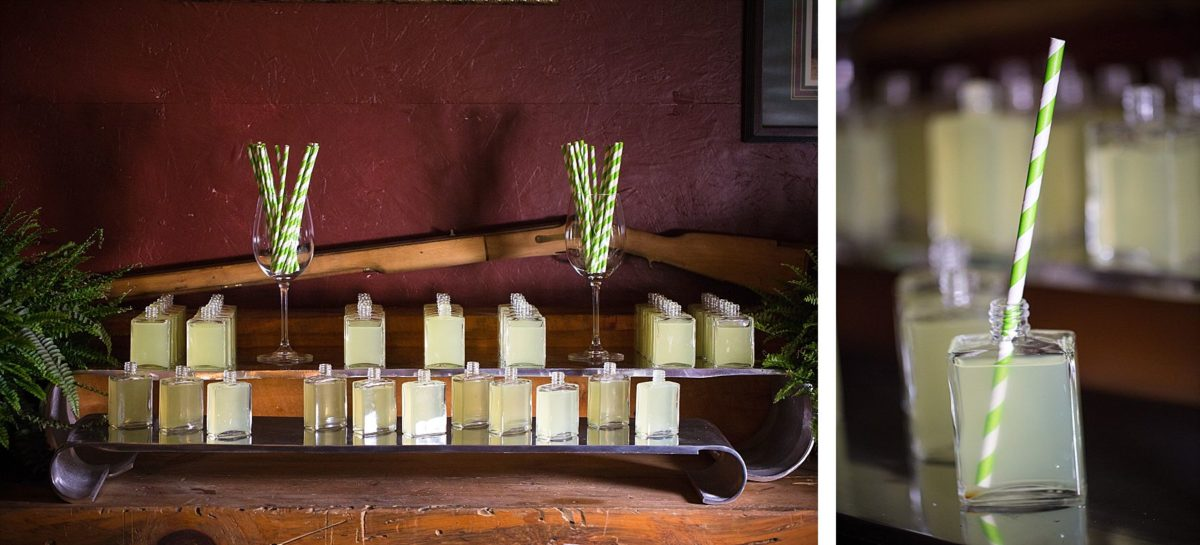 Lime Cocktails To Go - Blue Elephant Events & Catering