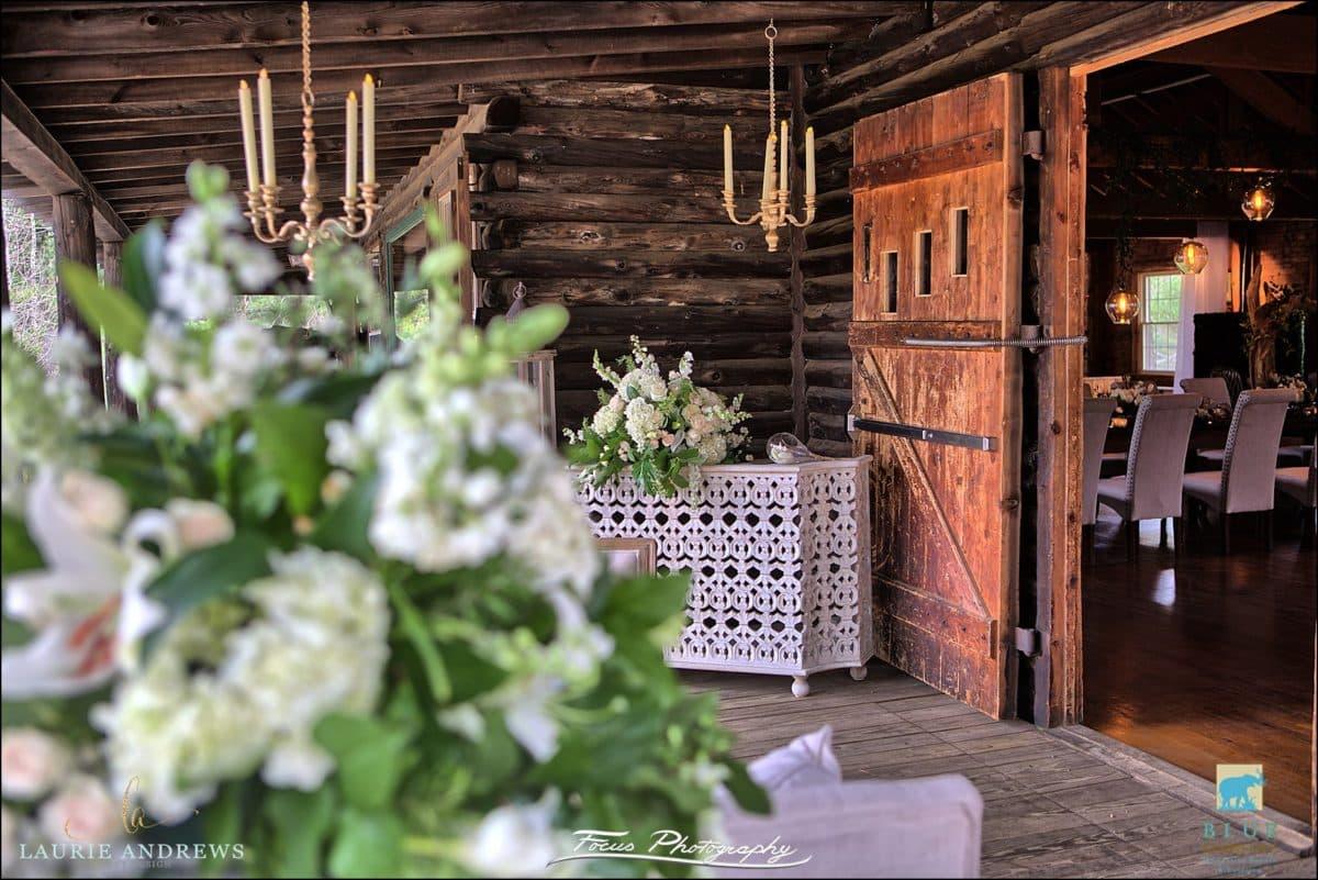 entrance to stickney lodge in lyman