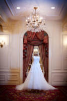 The Dress in the Ballroom