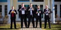 200 wedding photos groomsmen