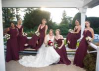 254 bridesmaids maine wedding photographers
