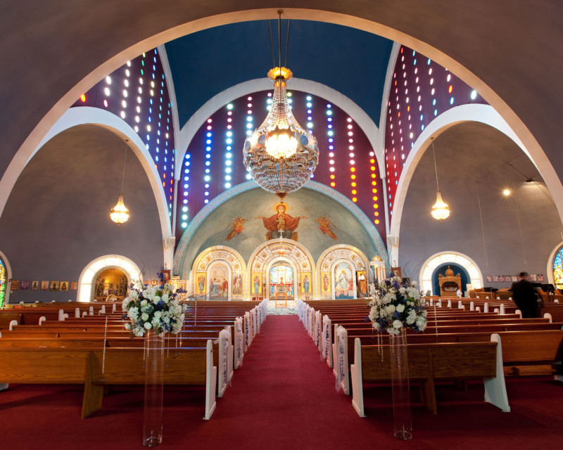 St. George Greek Orthodox Cathedral |  Manchester, NH