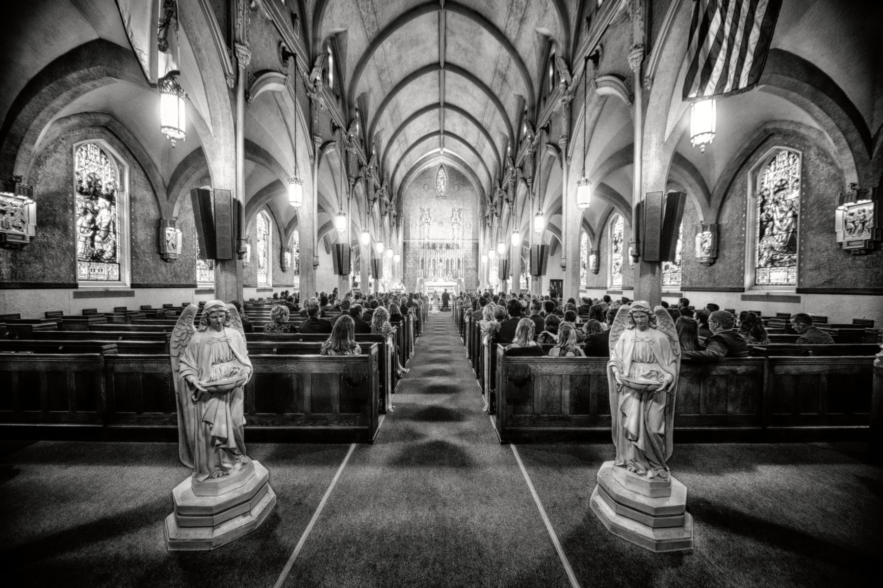 Immaculate Conception Church | Portsmouth, NH