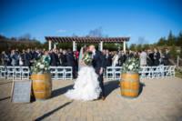288 wedding ceremonies outdoors