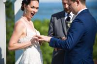 297 wedding ceremonies outdoors