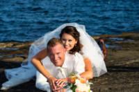 York Beach | York, ME Wedding