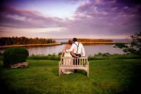 532 wedding couple portraits twilight
