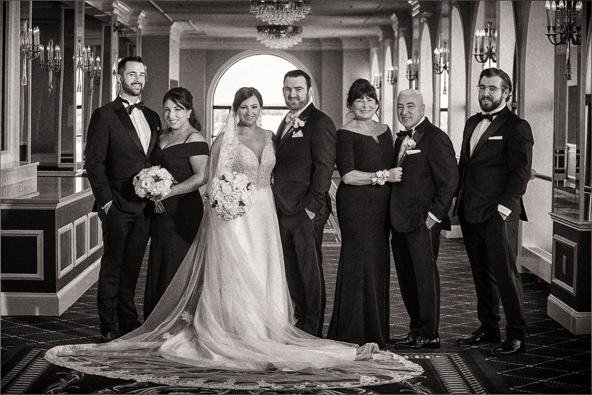 Providence Biltmore Graduate Hotel Wedding Photography CS120