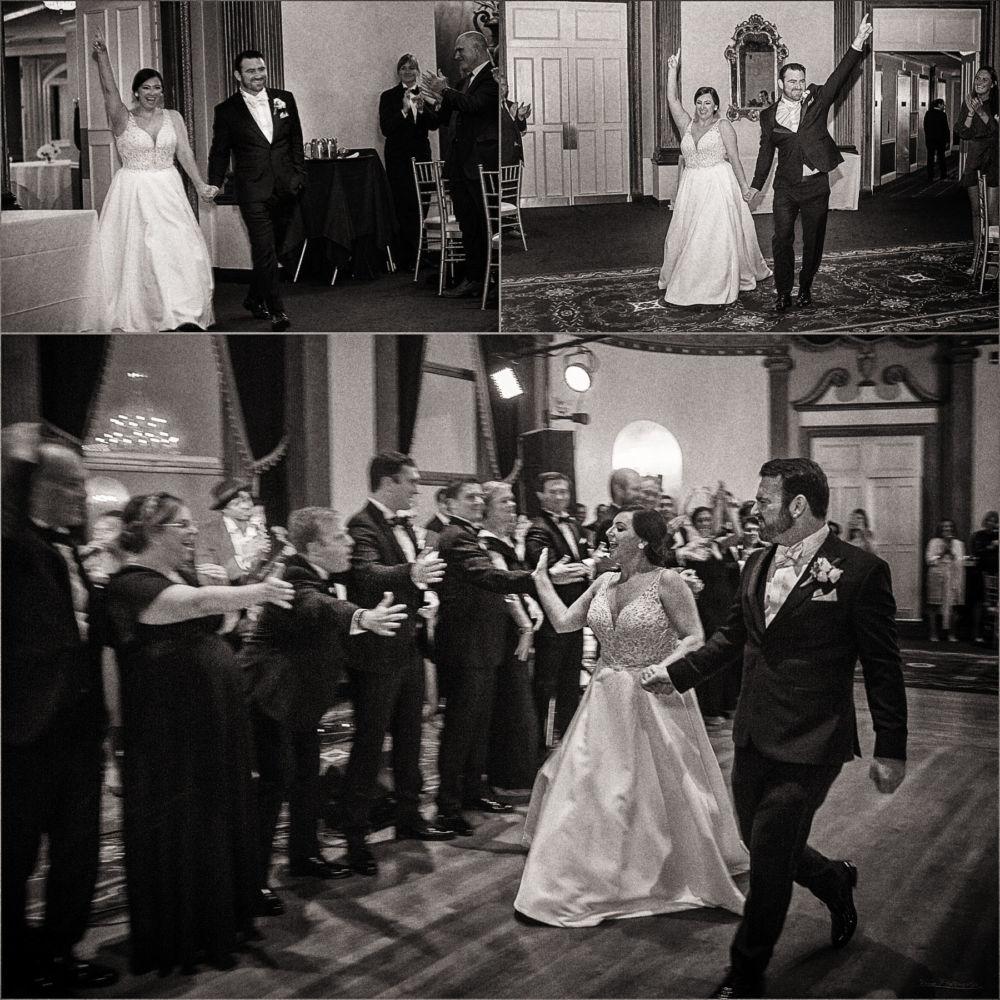 Providence Biltmore Graduate Hotel Wedding Photography CS128