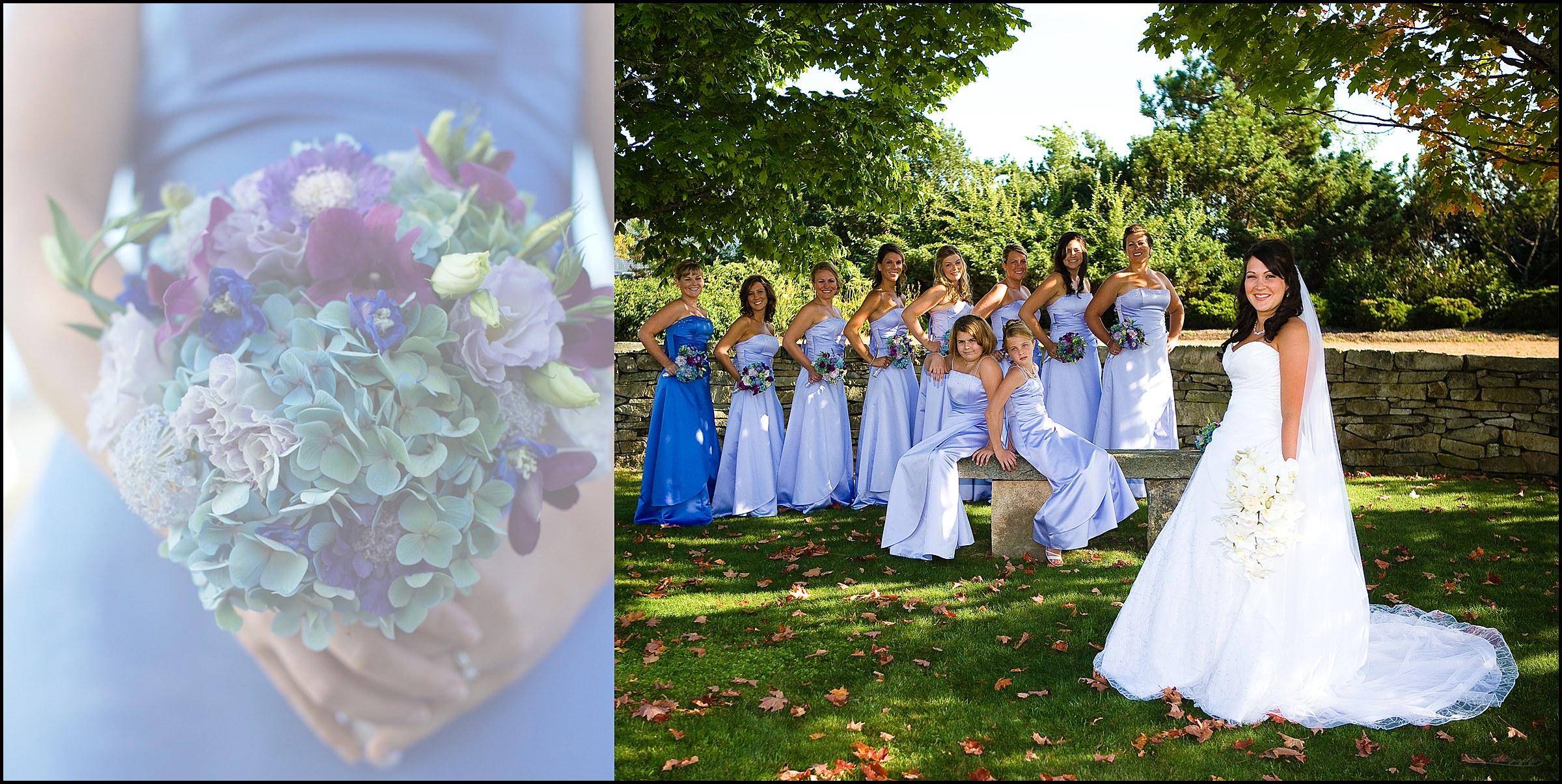 Samoset Resort Wedding Album MA105