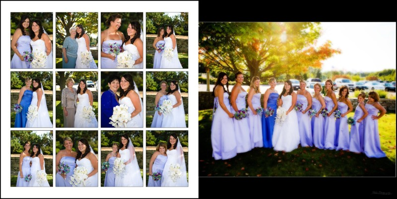 Samoset Resort Wedding Album MA106