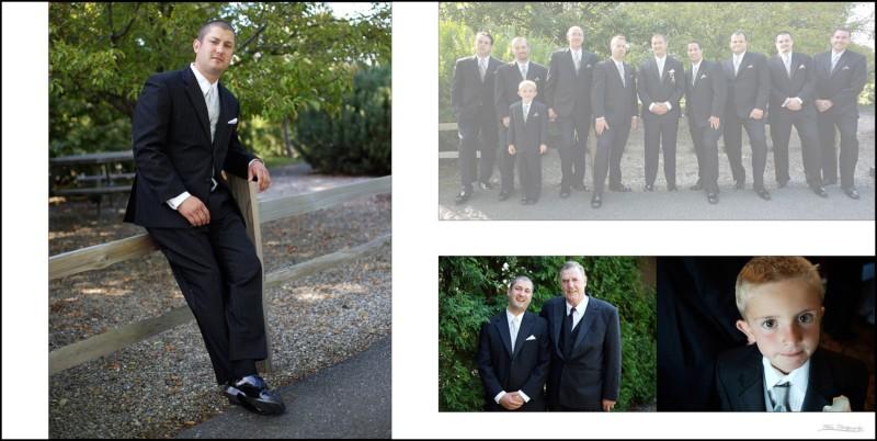 Samoset Resort Wedding Album MA109