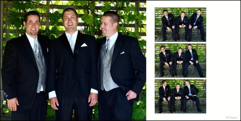 Samoset Resort Wedding Album MA111