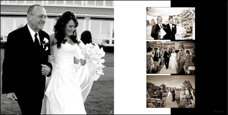 Samoset Resort Wedding Album MA113