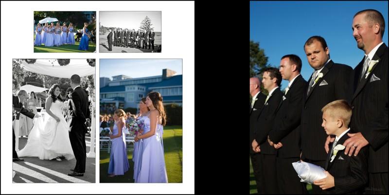 Samoset Resort Wedding Album MA115