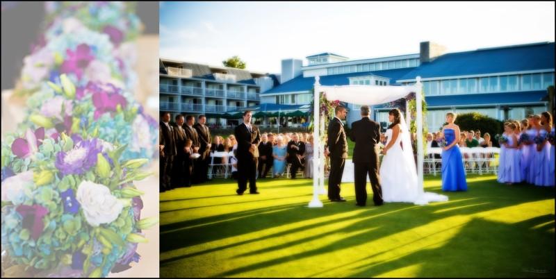 Samoset Resort Wedding Album MA116