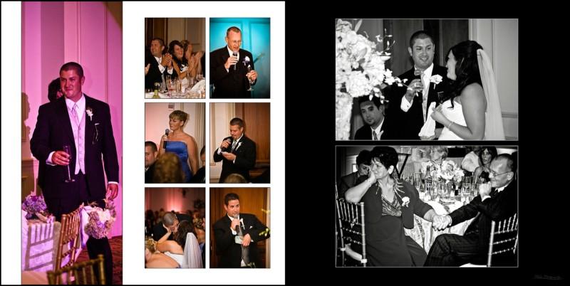 Samoset Resort Wedding Album MA131