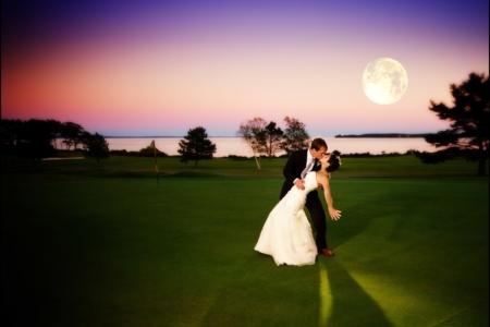 A Tented Wedding at the Samoset