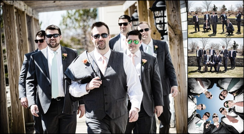 Wedding pictures at Samoset Resort in Rockport, ME
