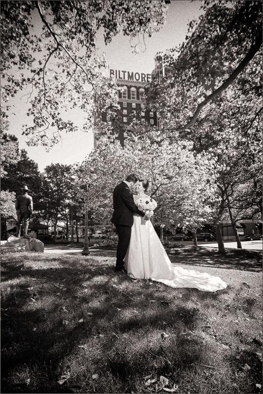 Providence Biltmore Graduate Hotel Wedding Photography CS117