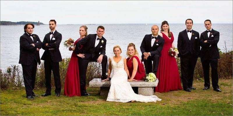 Wentworth by the Sea Wedding Photography EL232