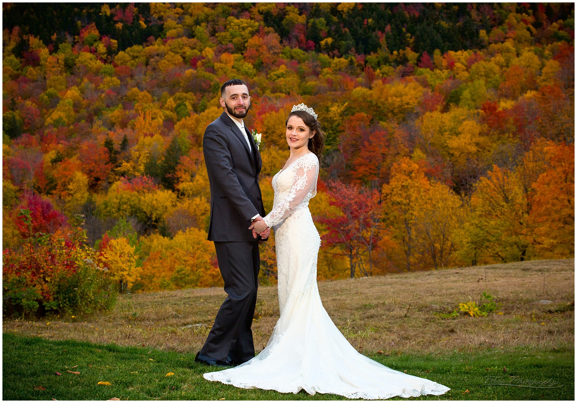 A Fall Sunday River Wedding