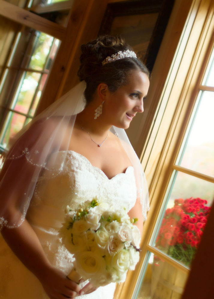 Red Barn Outlook Farm Wedding LJ 205
