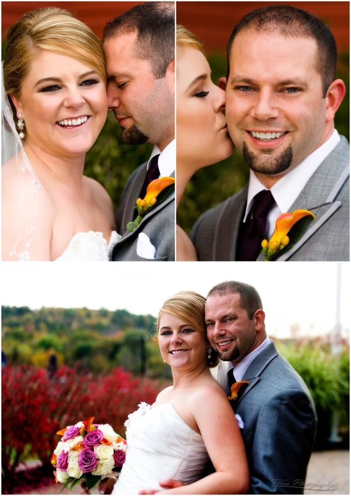 Wedding pictures from the Red Barn at Outlook Farm