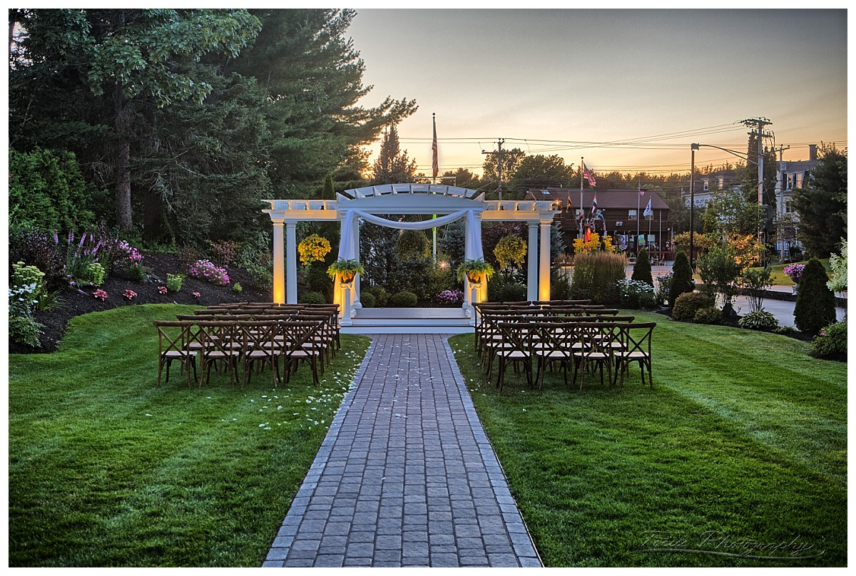 Village by the Sea, Maine wedding photographers