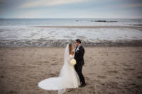 Village by the sea Wedding Pictures 360