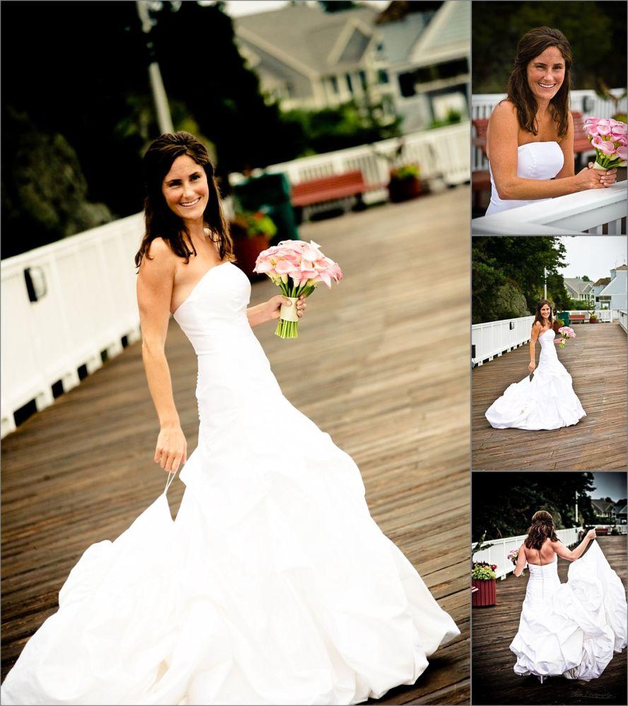 Wentworth by the Sea Wedding Photography bridal portrait