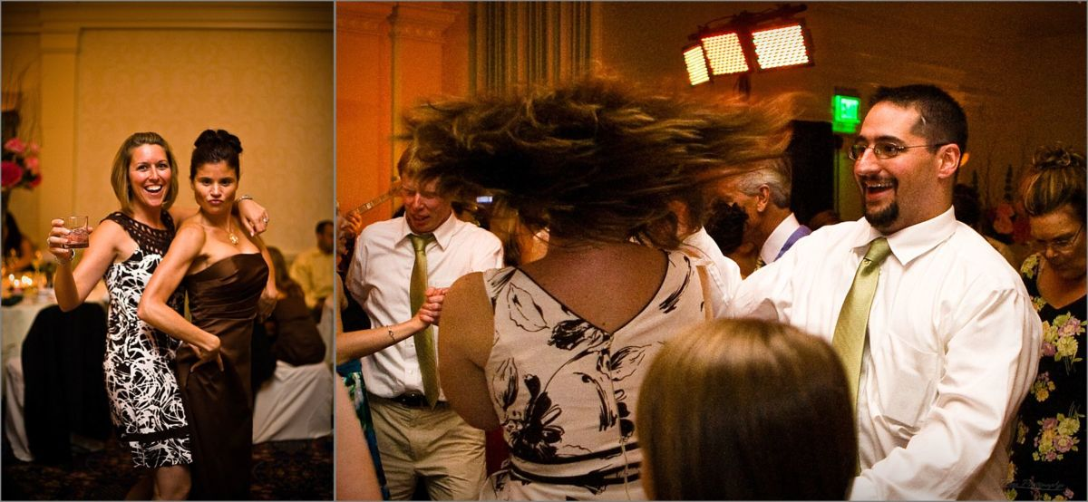Wentworth by the Sea Wedding Photographers Focus capture dance floor party