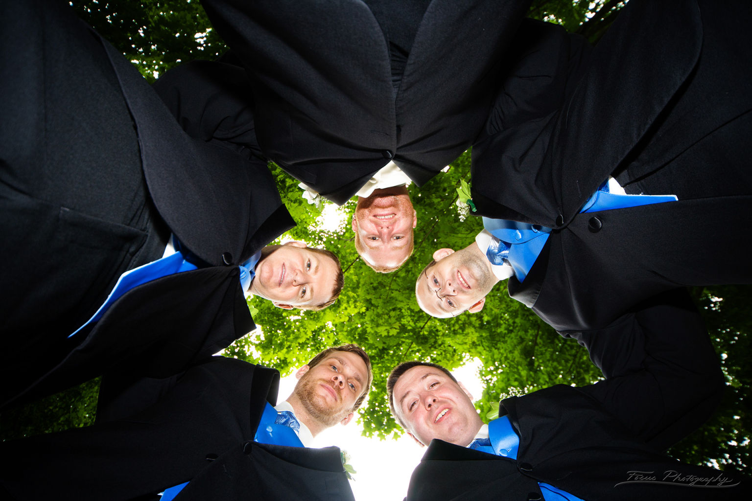 groomsmen at Wells wedding