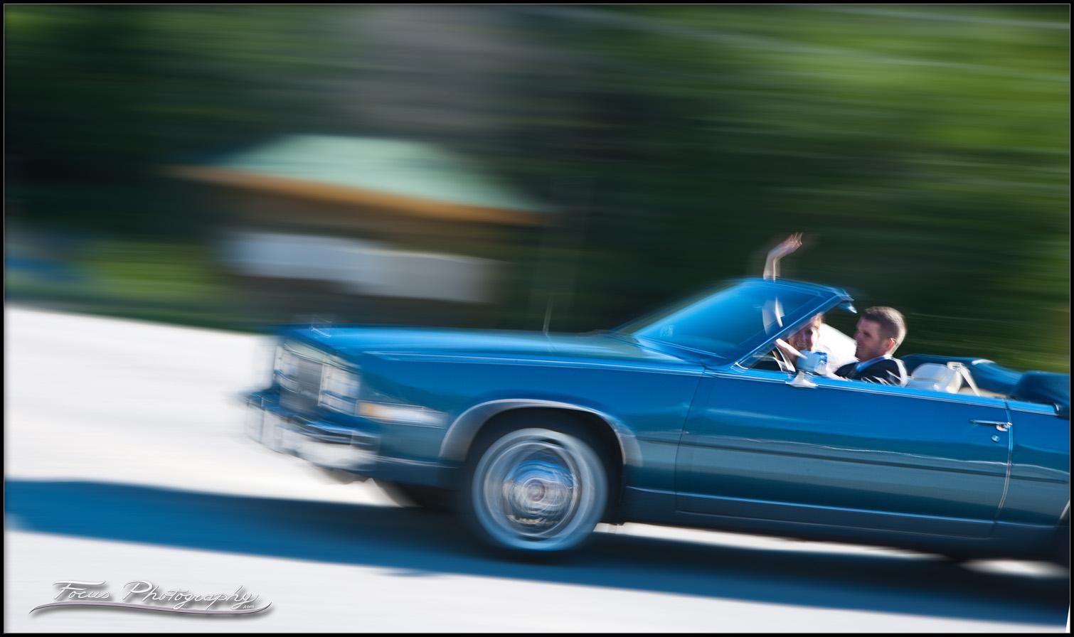 Speeding Away