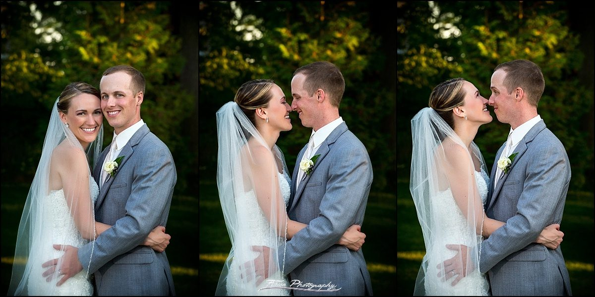bride and groom portraits at Wentworth by the Sea wedding in New Castle, NH
