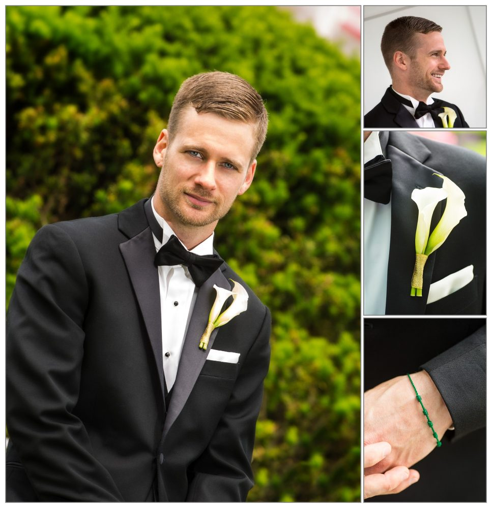 groom - wedding photographers Focus Photography