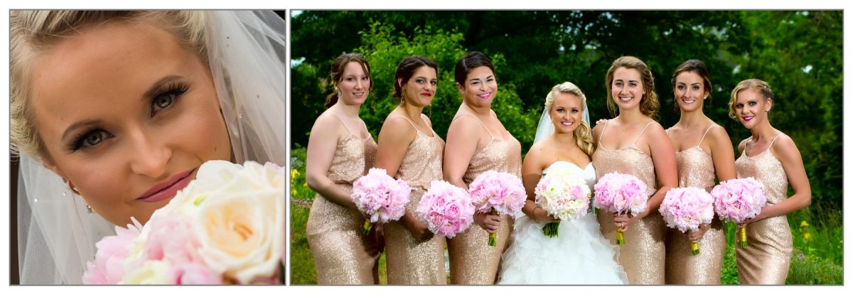 bridesmaids at Wentworth by the Sea